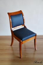 K18 Krzesło Biedermeier