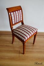 K19 Krzesło Biedermeier