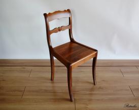 K28 Krzesło Biedermeier