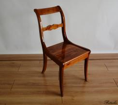 K27 Krzesło Biedermeier